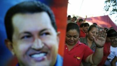 """Hugo Chávez está """"consciente"""" de lo que ocurre en Venezuela"""