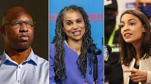 AOC y Jamaal Bowman respaldan a Maya Wiley en elecciones por la alcaldía de NYC