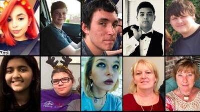 Dos profesoras y ocho alumnos, estos son los nombres de las víctimas mortales de la masacre en la escuela de Texas