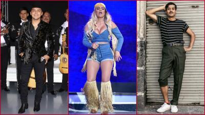 Conoce a todos los nominados a Mejor Nuevo Artista en los Latin GRAMMY 2018