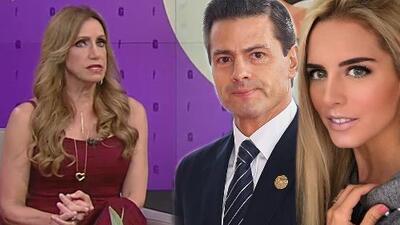 """""""Los hombres casados no pueden tener novia"""": la reacción de Lili cuando le dijeron que Peña Nieto tiene un noviazgo"""