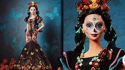 Barbie Catrina: la muñeca con la que Mattel conmemora la tradicional celebración mexicana de Día de Muertos