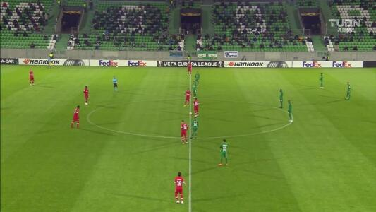 Highlights: Royal Antwerp FC at PFC Ludogorets 1945 on October 22, 2020