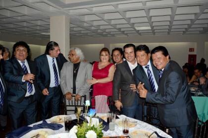 La Sonora Santanera destacó que Pepe Bustos era poseedor de una voz privilegiada y romántica.