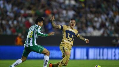 Cómo ver León vs Pumas en vivo, por la Liga MX