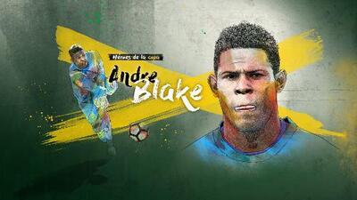 Andre Blake jugador de la Copa de Oro