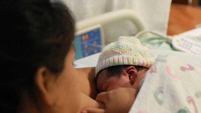 Feria de Lactancia Materna en el hospital Parkland Memorial de Dallas
