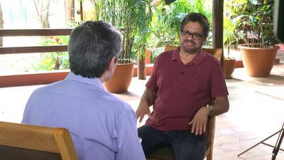 Transcripción: Entrevista de Félix De Bedout con Iván Márquez, secretariado de FARC-EP