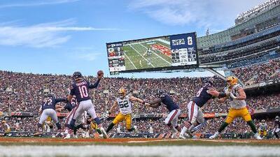 Green Bay vs. Chicago, al NFL Kickoff 2019 en lugar de un juego de los campeones Patriots