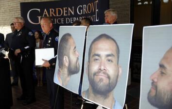 """""""No debió estar en libertad"""": presunto asesino de cuatro personas en California no estaba en la cárcel a pesar de su historial criminal"""