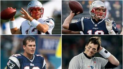 Tom Brady, el último sobreviviente que llegó a la NFL en el draft del año 2000