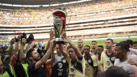 """Paul Aguilar: """"No me cansó de ganar títulos con América; quiero más"""""""