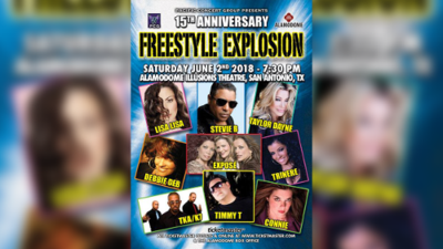 Freestyle artists will be rolling into town in June