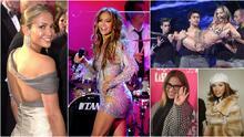 Los explosivos cambios de look de Jennifer López