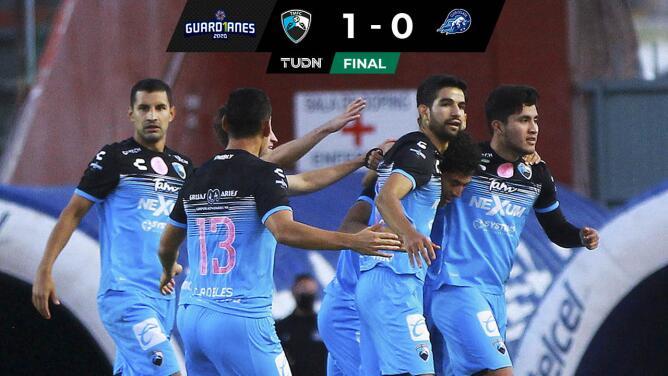 Tampico Madero pegó primero en la semifinal con un 1-0 ante Celaya