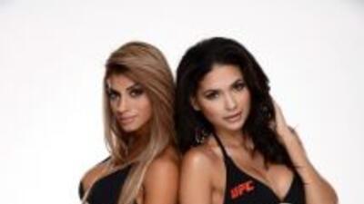 Conoce las octagon girls para la UFC 180