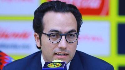 Mauricio Culebro deja de ser presidente operativo del Club América