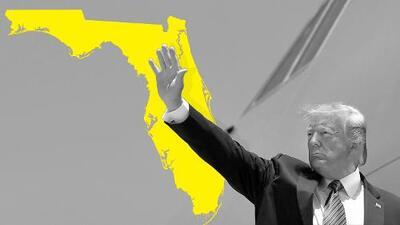 ¿Por qué Trump lanza en Florida su campaña a la reeleccción? Estos números dan una idea