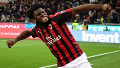 En fotos: Milan sueña con volver a la Champions tras vencer a la Lazio