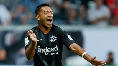 Florida Cup: hoy podrían jugarse los últimos minutos de Marco Fabián en el Eintracht