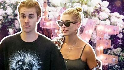 Justin Bieber y Hailey Baldwin retrasan su boda porque la situación se ponía 'intensa'