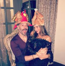 Los famosos celebran Thanksgiving 2016