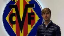 ¡Enhorabuena! Canteranos del Puebla firman con el Villarreal