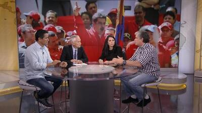 El momento más aterrador que vivió el equipo de Univision al ser retenido en Miraflores y las tensas horas tras de ser liberados