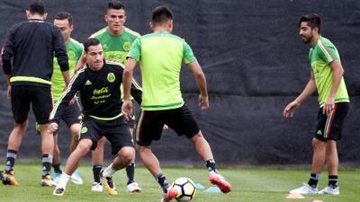 Este es el 11 con el que México enfrentaría a Honduras para lavar su imagen en la Copa Oro