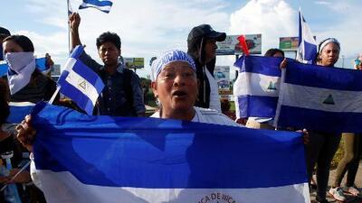 """Los empresarios de Nicaragua juegan su carta """"más extrema"""" contra Ortega: un paro nacional"""