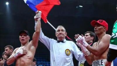 Ruslan Provodnikov acabó con José Luis Castillo