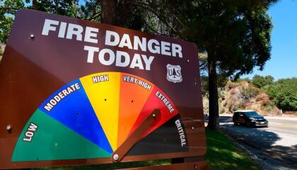 Las advertencias por peligros de incendio han estado activas en California por los últimos dos meses. Sin embargo, la extraordinaria ola de calor que azota la región durante el feriado de 'Labor Day' activaron las alertas extremas en la región por los últimos cuatro días. <br>