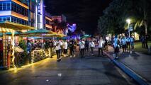 Miami Beach permanece bajo una tensa calma mientras las autoridades refuerzan las medidas de seguridad