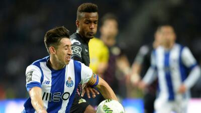 Porto 3-2 Moreirense: Layún marcó gol y Herrera dio pase para triunfo de los 'Dragones'