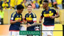 Valderrama ve con buenos ojos la actualidad de la Selección de Colombia