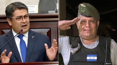 "Honduran president's ""partner"" found guilty of drug trafficking by New York jury"