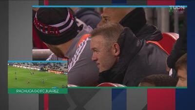 ¿El adiós de Rooney? Wayne habría jugado su último partido en goleada al DC United