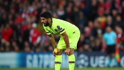 """Luis Suárez sobre el cuarto gol: """"Parecíamos juveniles"""""""