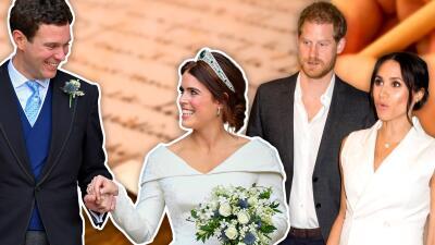 Lo que no hicieron Meghan y Harry: mira cómo la princesa Eugenie y su esposo agradecieron las felicitaciones