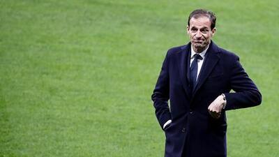 """Allegri dice que la Juventus no está """"muerta"""" y anunció la recuperación de Cristiano Ronaldo"""