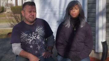 """""""Ella es mi superhéroe"""": este hispano de Chicago recibió un trasplante de riñón gracias a su esposa"""