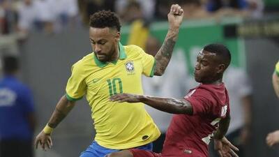 Honduras y Costa Rica no pudieron ganar, Brasil sufre la lesión de Neymar