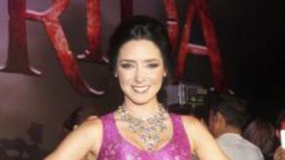 Ariadne Díaz regresará a las telenovelas en el 2015