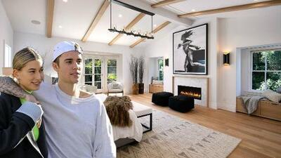 En fotos, la mansión que Justin Bieber y su esposa Hailey Baldwin compraron en Beverly Hills