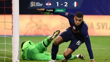 Mbappé otorga a Francia una sufrida victoria ante Croacia