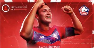 Oficial: Eugenio Pizzuto es nuevo jugador del Lille de Francia