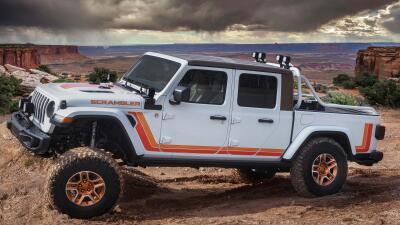 Estas camionetas todoterreno convertirán las excursiones en paseítos domingueros