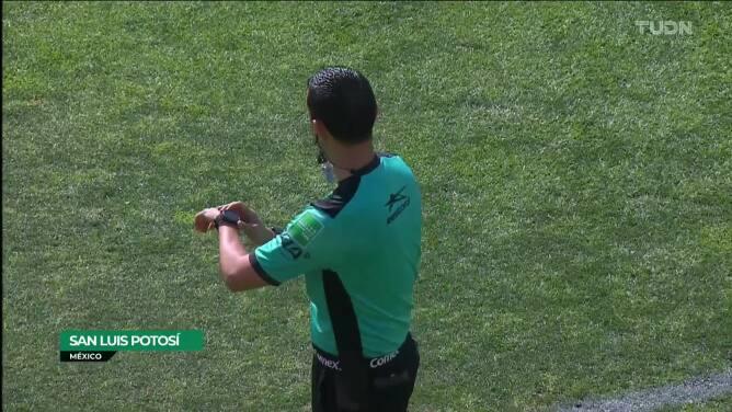 Resumen del partido Atlético San Luis vs Puebla