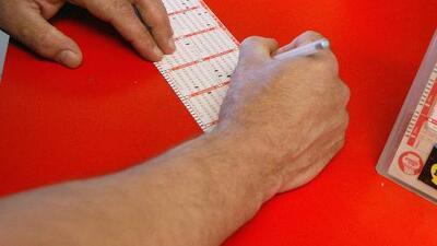 Un residente del área de Houston se gana la lotería y recibirá casi 24 millones de dólares