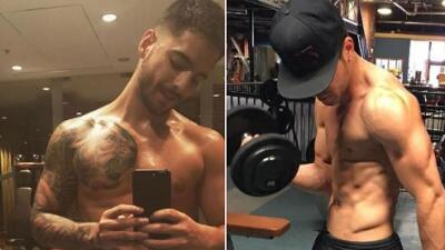Maluma, Prince Royce, Chino o J Balvin, ¿quién tiene mejor cuerpo?